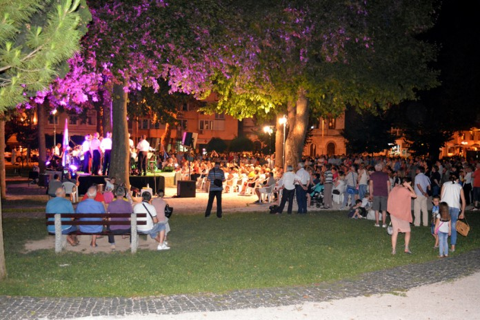 Koncert Klape Sveti Juraj i Orkestra HRM-a