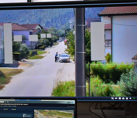 Videonadzor ulice Marka Marulića
