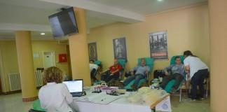 Akcija dobrovoljnog darivanja krvi