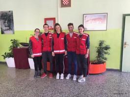 Natjecanje mladih Hrvatskog Crvenog križa