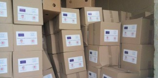 Humanitarni paket za Dalmaciju i Primorje