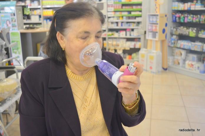 Svjetski dan astme/ Danica Filić