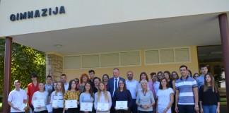 Škola ambasador Europskog parlamenta