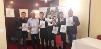 """Međunarodno natjecanje konobara konobara """"Grand Gourmet"""