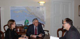 Sastanak župan Dobroslavić i Toni Glučina