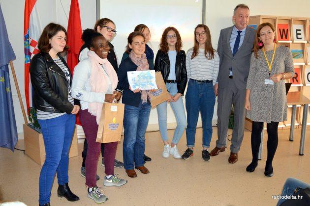 Gimnazija, Erasmus +