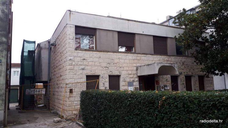 Zgrada politickih stranaka, radovi