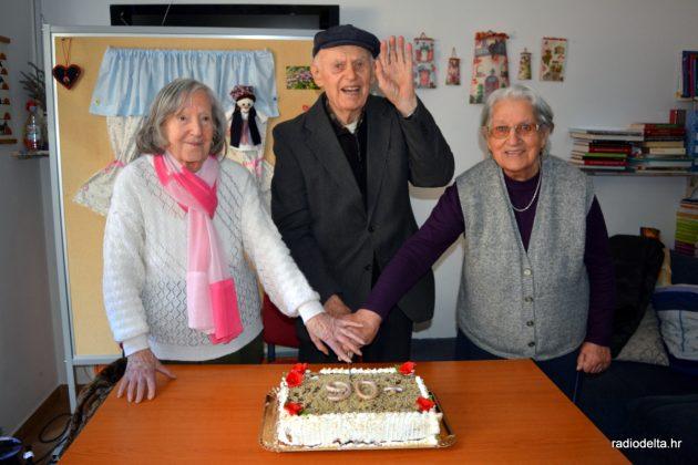 starenje, 90+
