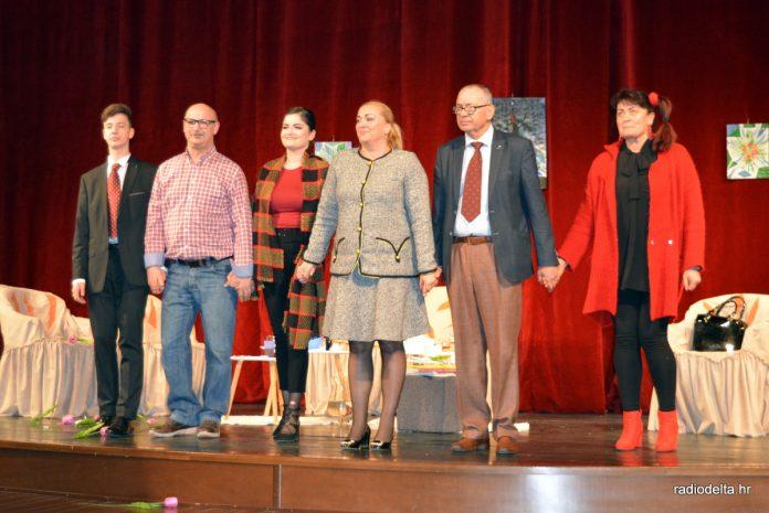 Predstava metkovskog amaterskog kazališta